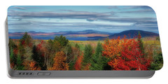 Maine Fall Foliage Portable Battery Charger