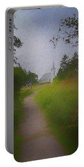 Maine Island Chapel Portable Battery Charger