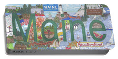 Maine Portable Battery Charger