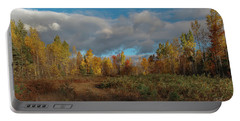 Maine Wilderness Color 2 Portable Battery Charger