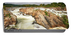 Portable Battery Charger featuring the photograph Majestic View Of The Potomac by Travis Rogers