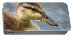 Mallard Duckling Portable Battery Charger
