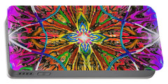 Mandala 12 11 2018 Portable Battery Charger