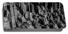 Manhattan Rooftop View Portable Battery Charger
