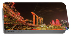 Marina Bay Sands Portable Battery Charger