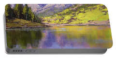 Maroon Bells Reflections Portable Battery Charger
