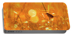 Marsh Sparrow Portable Battery Charger