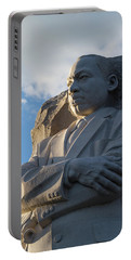 Martin Luther King Jr. Memorial Portable Battery Charger