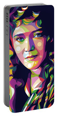 Mary Pickford Portable Battery Charger