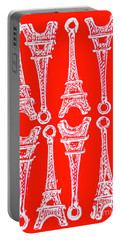 Match Made In Paris Portable Battery Charger