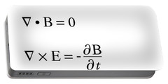 Maxwell's Equations Portable Battery Charger