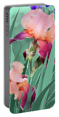 May Garden Portable Battery Charger