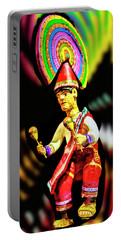 Mayan Dancer Portable Battery Charger