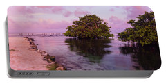 Mayan Sea Reflection Portable Battery Charger