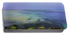 Mayan Sea Rocks Portable Battery Charger