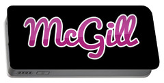 Mcgill #mcgill Portable Battery Charger