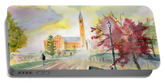 Mcgraw Tower - Cornell University Portable Battery Charger