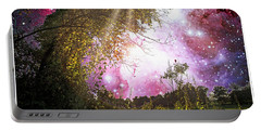 Meadow Starry Night Portable Battery Charger
