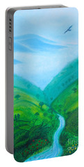 Medellin Natural Portable Battery Charger