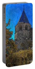 Medieval Bell Tower 3 Portable Battery Charger