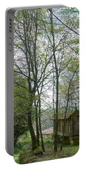 Memories In Bainte, Ourense, Spain Portable Battery Charger