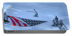 Mercy Flight Of Western New York Portable Battery Charger