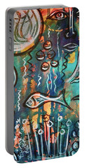 Mermaids Dream Portable Battery Charger