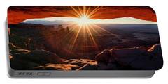 Mesa Glow 3x1 Portable Battery Charger