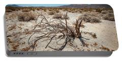 Mesquite In The Desert Sun Portable Battery Charger
