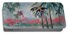 Miami Palms Portable Battery Charger