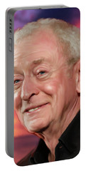 Michael Caine Portable Battery Charger