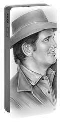 Michael Landon Portable Battery Charger