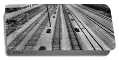Middle Of The Tracks Portable Battery Charger