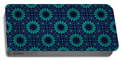 Midnight Marrakesh Portable Battery Charger