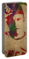 Mike Trout Portable Battery Chargers
