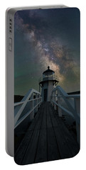 Milky Way Over Doubling Point Portable Battery Charger