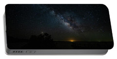 Milkyway Rising. Portable Battery Charger