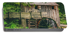 Mill At Cades Cove Portable Battery Charger