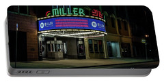 Miller Theater Augusta Ga Portable Battery Charger