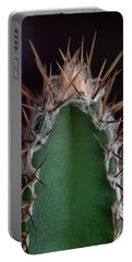 Mini Cactus Up Close Portable Battery Charger