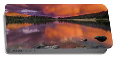 Mirror Lake Sunet Portable Battery Charger
