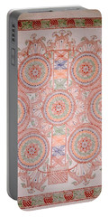 Mithila Painting Kobar Portable Battery Charger