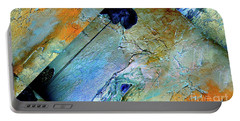 Modern Art ..abstract 1  Portable Battery Charger