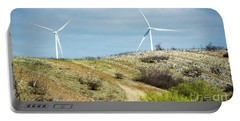 Modern Windmill Portable Battery Charger