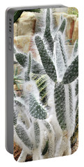 Mojave Prickly Pear Portable Battery Charger