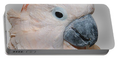 Moluccan Cockatoo Portable Battery Charger
