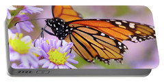 Monarch Close-up Portable Battery Charger
