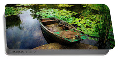 Monet's Gardeners Boat Portable Battery Charger