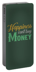 Money Happiness Portable Battery Charger