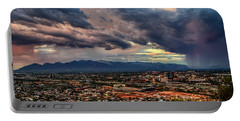 Monsoon Hits Tucson Portable Battery Charger